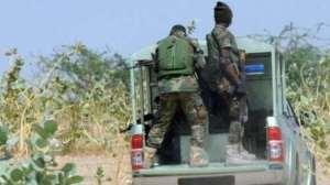 Nigeran-army