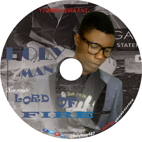 MUSIC: HOLYMAN-LORD OF FIRE