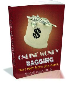 Online money bagging cover